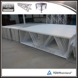 Mobiliário de alumínio móvel em madeira móvel portátil móvel
