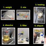De Olie van de Levering van het laboratorium baseerde de Injecteerbare Parabool Trenbolone Enanthate 100/200mg van Steroïden