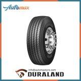 Durland Todos los Acero Radial TBR Deep Cross Heavy Duty Camión Neumático
