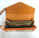 Fold Style Wallet 형식 숙녀 또는 여자의 지갑