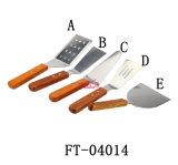 L'acciaio inossidabile organizza la pala (FT-04014)