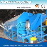 De Wasmachine van de Fles van het van de de plastic Machine van het Recycling van de Fles van het Huisdier/Installatie/Huisdier van het Recycling