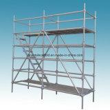 건축재료 Layher 비계 Ringlock 시스템