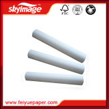 90GSM 74 '' *100m ayunan papel de transferencia seco de la sublimación con alta tarifa de transferencia y estabilidad excelente