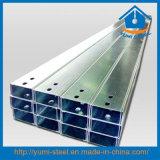 Purlins de aço do frame da seção do edifício C para a sustentação de telhadura
