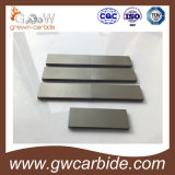 De Vlakten van de Staven van de Stroken van het Carbide van het wolfram K10 K20
