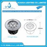 좋은 방수 장식적인 램프 316ss 12V 백색 LED 수중 빛