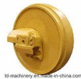 Kundenspezifisches Material für Guaide Rolle oder vordere Spannexkavator-Teile und Konstruieren-schweres Gerät