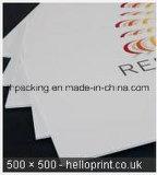 Bianco opaco solido dei pp trattato corona strato di plastica ondulato impermeabile/riutilizzabile dello strato/pp Coroplast per il contrassegno 4mm di stampa 5mm 6mm