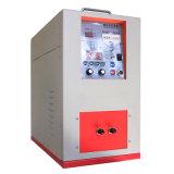 극초단파 주파수 GS 6kw 유도 가열 놋쇠로 만드는 기계