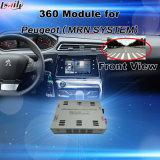Peugeot 208를 위한 뒷 전망 & 360 Panorama 공용영역 Smeg+ Mrn 시스템 Lvds RGB 신호 입력 던지기 스크린에 308 508 2008년