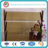 vidrio de flotador del bronce del euro de 5.5m m del vidrio de China