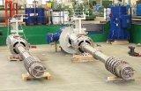 Pomp van de diesel Turbine van de Aandrijving de Verticale