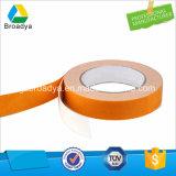 Caliente vendiendo 2017 revestidos de cinta de papel de la espuma con pegamento adhesivo