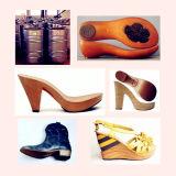 女性のハイヒールの靴の足底のためのPUの化学原料: PolyolおよびISO
