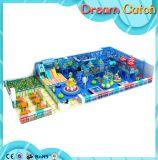 子供のための小さい屋内運動場の演劇装置