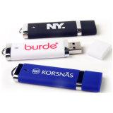 Förderndes USB-Blitz-Laufwerk mit kundenspezifischem Firmenzeichen-Drucken