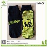 Горяче продавать Non выскальзование Socks носки Trampoline носок йоги