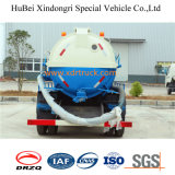 4cbm Euro 4 Foton Sewage Suction Truck with Good Design