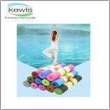 Estera antirresbaladiza de la yoga de la estera de la absorción cómoda del sudor