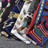 2017 mola e do lenço pequeno pequeno bonito selvagem coreano novo do lenço dos macacões do lenço do verão mulher quadrada pequena coreana