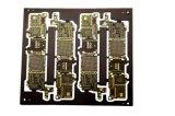 Plaque de circuit imprimé HDI Enig de 8 couches PCB pour électronique grand public