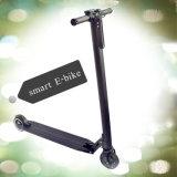 Bici plegable eléctrica de aluminio ligera elegante