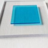 家の壁の装飾材料のためのポリカーボネートの固体曇らされたシート
