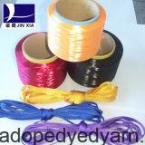 Fils de polyesters teints par dopant du filament 400d/192f de FDY
