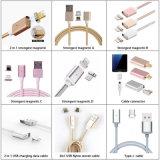 Nuevo cable magnético USB para el iPhone Android tipo C