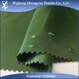 Impermeabilizar la tela tejida nilón de la chaqueta del guarda-brisa de la tela cruzada 335t del 100%