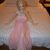 Prinzessin Lovely Sex Pictures mit Geschlechts-Puppe für Mann