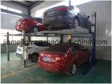 Parcheggio di veicolo idraulico del Ce due Psot