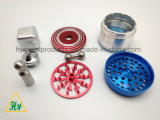 Изготовленный на заказ части машинного оборудования нержавеющей стали CNC точности подвергли механической обработке Parts/CNC, котор