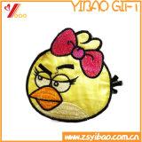 Insigne de broderie de logo personnalisé, cadeau de promotion animal de papillote et de patch papillon (YB-Patch 410)