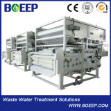 Filtre-presse de courroie de bonne performance pour le traitement industriel de cambouis