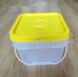 Contenitore di memoria di plastica libero sicuro dell'alimento di HDPE/PP