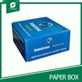 カスタム光沢のあるFoldable紙箱