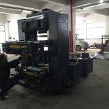 압박을 인쇄하는 2 색깔 서류상 Flexo