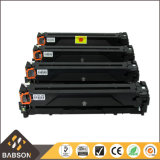 Cartucho de tóner láser color precio de fábrica CF210 CF211 CF212 CF213 para HP 1525 Cp1415