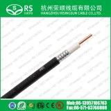 "câble d'alimentation ondulé en aluminium de pouce rf de 1/2 """