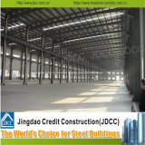 Facile installare e trasportare le tettoie prefabbricate della struttura d'acciaio