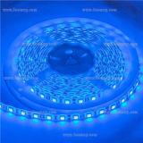 Tira flexível do diodo emissor de luz do RGB da luz da C.C. 12V