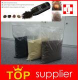 毛の厚化のスプレーの粉の毛の建物のファイバー