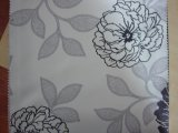 Poliester 100% Blackout Satin Printing Fabric para Curtain