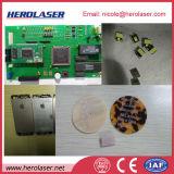 Ultra Precision Componentes eletrônicos Carregador de bateria Máquina de marcação a laser ultravioleta 3W
