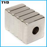 Permanenter starker Standardneodym-Magnet-Grad N35
