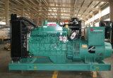 комплект генератора 50Hz 180kVA тепловозный приведенный в действие Чумминс Енгине