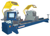 Dobro-cabeça Cutting Saw do CNC para Aluminum Door & Window