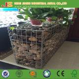 Figura del foro quadrato e tipo cestino del reticolato di saldatura di Gabion fatto in Cina